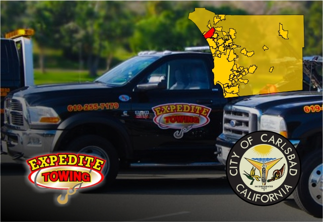 Towing Carlsbad – Roadside Assistance